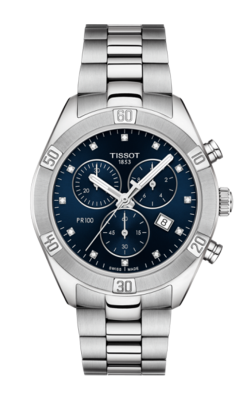 Tissot T-Sport PR 100 Sport Chic Chronograph Watch T1019171104600 product image