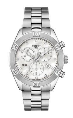 Tissot T-Sport PR 100 Sport Chic Chronograph Watch T1019171111600 product image