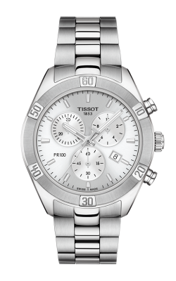 Tissot PR 100 Sport Chic Chronograph Watch T1019171103100 product image