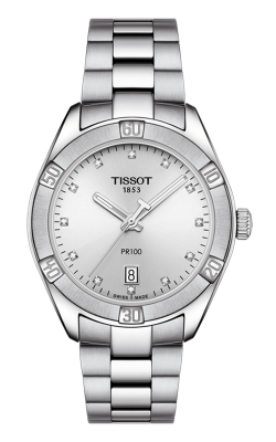 Tissot PR 100 Sport Chic Watch T1019101103600 product image