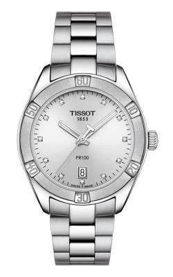 Tissot PR 100 Sport Chic T1019101103600 product image