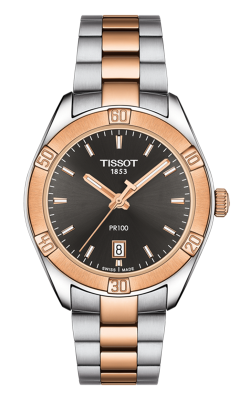 Tissot PR 100 Sport Chic Watch T1019102206100 product image