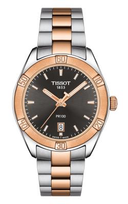 Tissot T-Sport PR 100 Sport Chic Watch T1019102206100 product image
