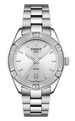Tissot PR 100 Sport Chic Watch T1019101103100 product image