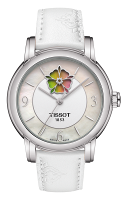 Tissot Lady Heart Flower Powermatic 80 Watch T0502071711705 product image