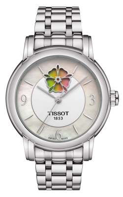 Tissot Lady Heart Flower Powermatic 80 Watch T0502071111705 product image