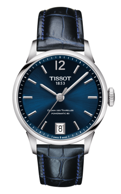 Tissot Chemin Des Toureless Powermatic 80 Lady Watch T0992071604700 product image