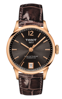 Tissot Chemin Des Toureless Powermatic 80 Lady Watch T0992073644700 product image