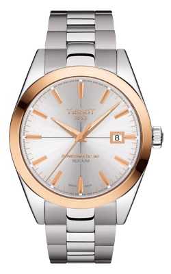 Tissot Gentleman Automatic Watch T9274074103100 product image