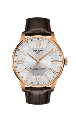 Tissot Chemin Des Tourelles Watch T0994293603800 product image