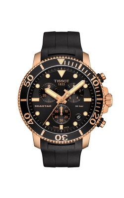 Tissot T-Sport Seastar 1000 Chronograph Watch T1204173705100 product image