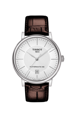 Tissot Carson Premium Powermatic 80 Watch T1224071603100 product image