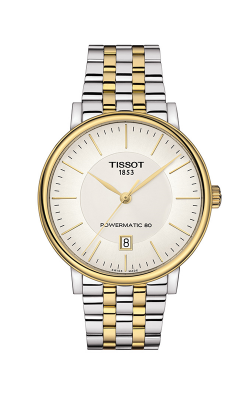 Tissot Carson Premium Powermatic 80 Watch T1224072203100 product image