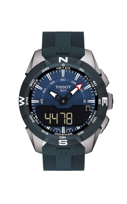 Tissot T-Touch Expert Solar II Watch T1104204704100 product image