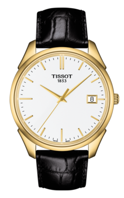 Tissot Vintage 18K Gold Watch T9204101601100 product image