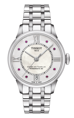 Tissot Chemin Des Toureless Powermatic 80 Lady Watch T0992071111300 product image