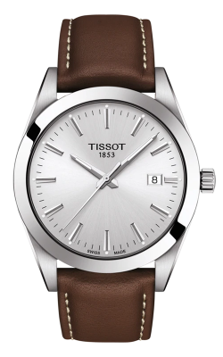 Tissot Gentleman Watch T1274101603100 product image