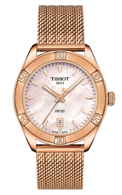 Tissot PR 100 Lady Sport Chic Special Edition Watch T1019103315100 product image