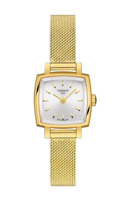 Tissot T-Lady Lovely Square Watch T0581093303100 product image