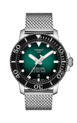 Tissot Seastar 1000 Powermatic 80 Watch T1204071109100 product image