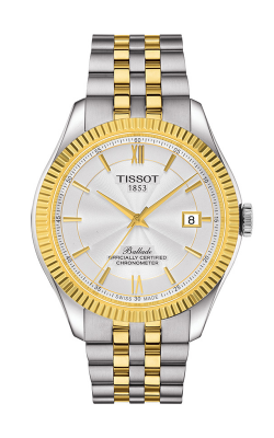 Tissot T-Classic Ballade Powermatic 80 Silicium Watch T1084082227801 product image
