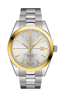 Tissot Gentleman Powermatic 80 Silicium Watch T9274074103101 product image