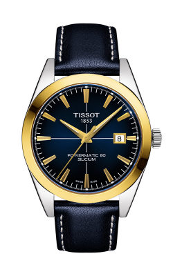 Tissot T-Classic Gentleman Powermatic 80 Silicium Watch T9274074604101 product image