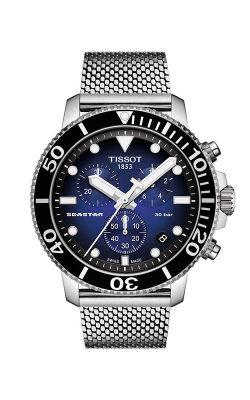 Tissot T-Sport Seastar 1000 Chronograph Watch T1204171104102 product image