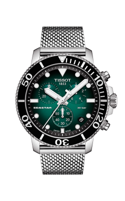Tissot T-Sport Seastar 1000 Chronograph Watch T1204171109100 product image