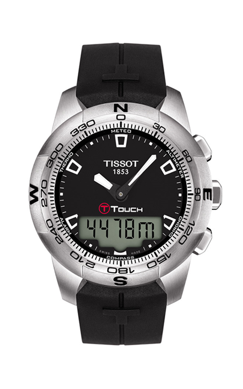 Tissot T-Touch II Watch T0474201705100 product image