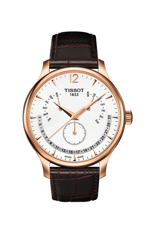 Tissot T-Classic Tradition Watch T0636373603700 product image