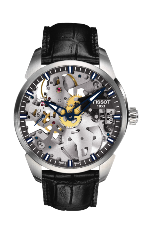 Tissot T-Complication Watch T0704051641100 product image