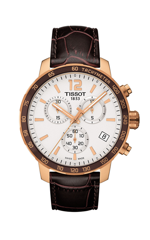 Tissot Quickster Watch T0954173603700 product image