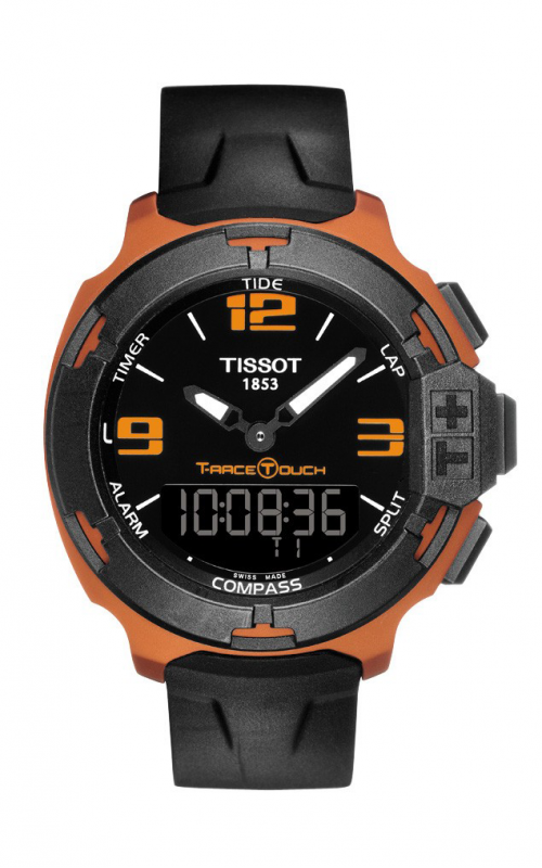 Tissot T-Race Touch Watch T0814209705703 product image