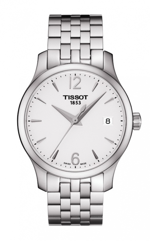 Tissot Tradition Watch T0632101103700 product image