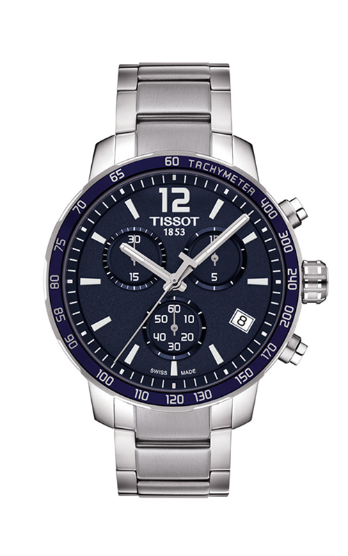 Tissot Quickster Watch T0954171104700 product image
