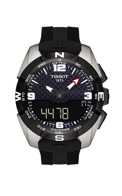 Tissot T-Touch Expert Solar Watch T0914204720701 product image