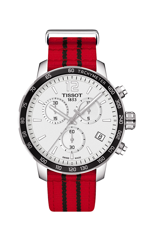 Tissot Quickster Watch T0954171703704 product image