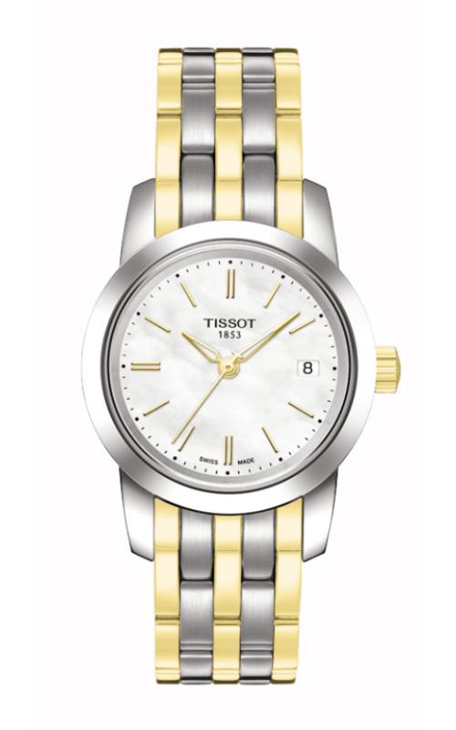 Tissot Classic Dream Watch T0332102211100 product image