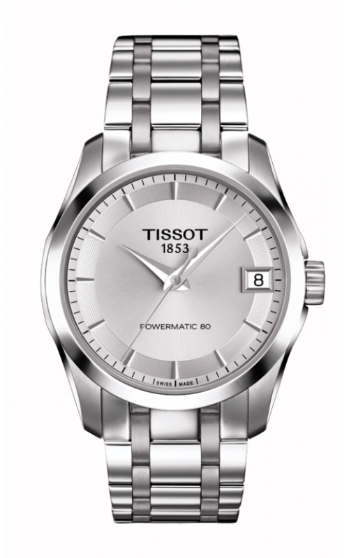Tissot Couturier Powermatic 80 Lady Watch T0352071103100 product image