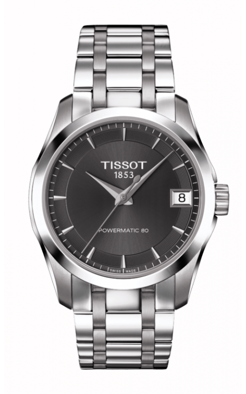 Tissot Couturier Powermatic 80 Lady Watch T0352071106100 product image