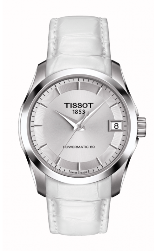 Tissot Couturier Powermatic 80 Lady Watch T0352071603100 product image