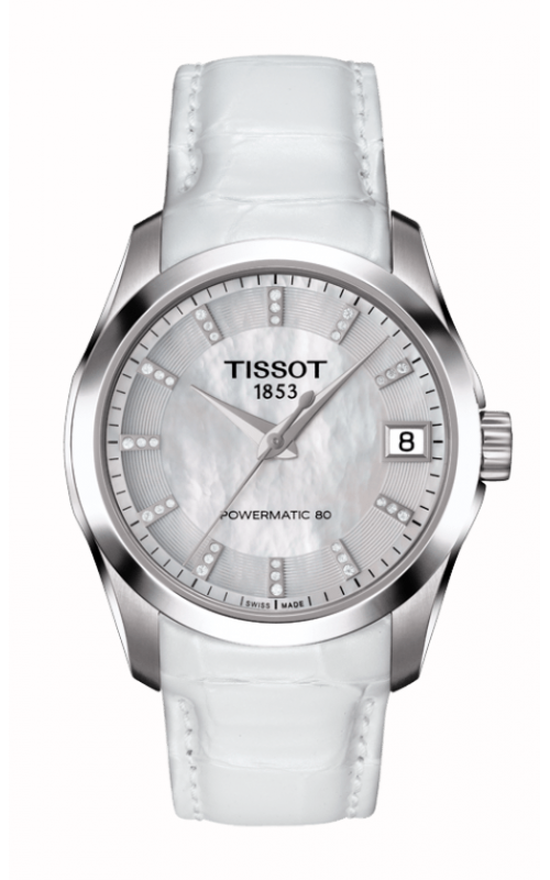Tissot Couturier Powermatic 80 Lady Watch T0352071611600 product image