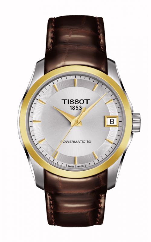 Tissot Couturier Lady Watch T0352072603100 product image