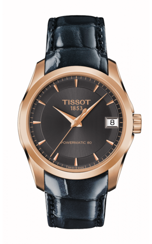 Tissot Couturier Powermatic 80 Lady Watch T0352073606100 product image