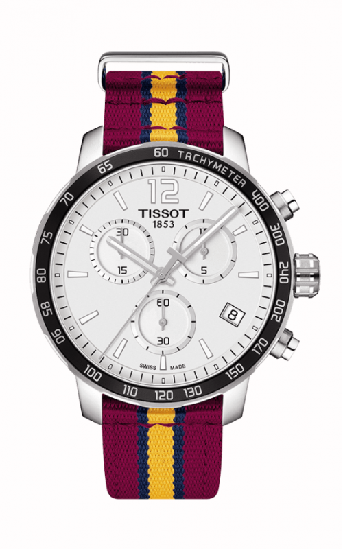Tissot Quickster Watch T0954171703713 product image