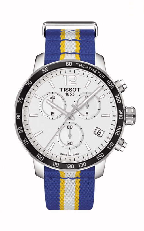 Tissot Quickster Watch T0954171703715 product image