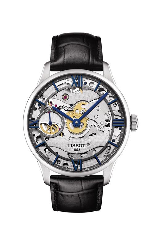 Tissot Chemin Des Tourelles Watch T0994051641800 product image
