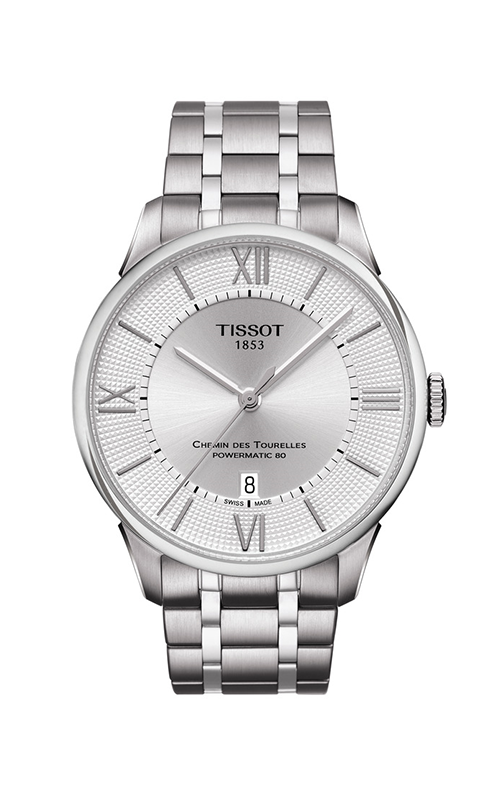 Tissot Chemin Des Tourelles Watch T0994071103800 product image