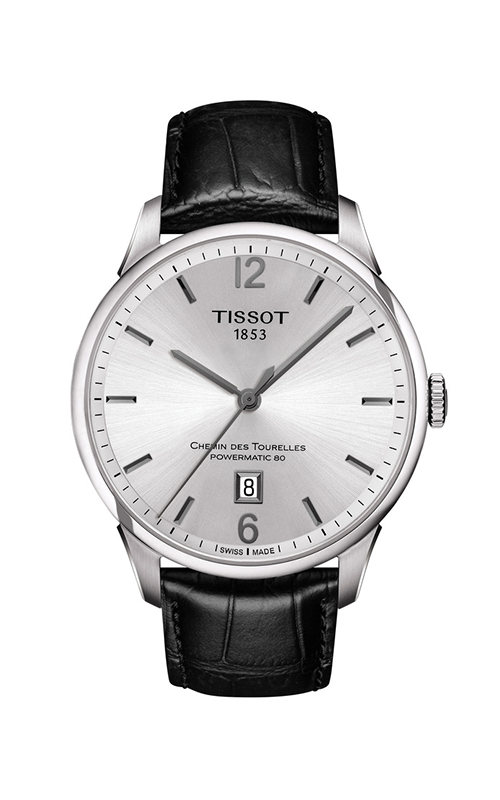 Tissot Chemin Des Tourelles Watch T0994071603700 product image